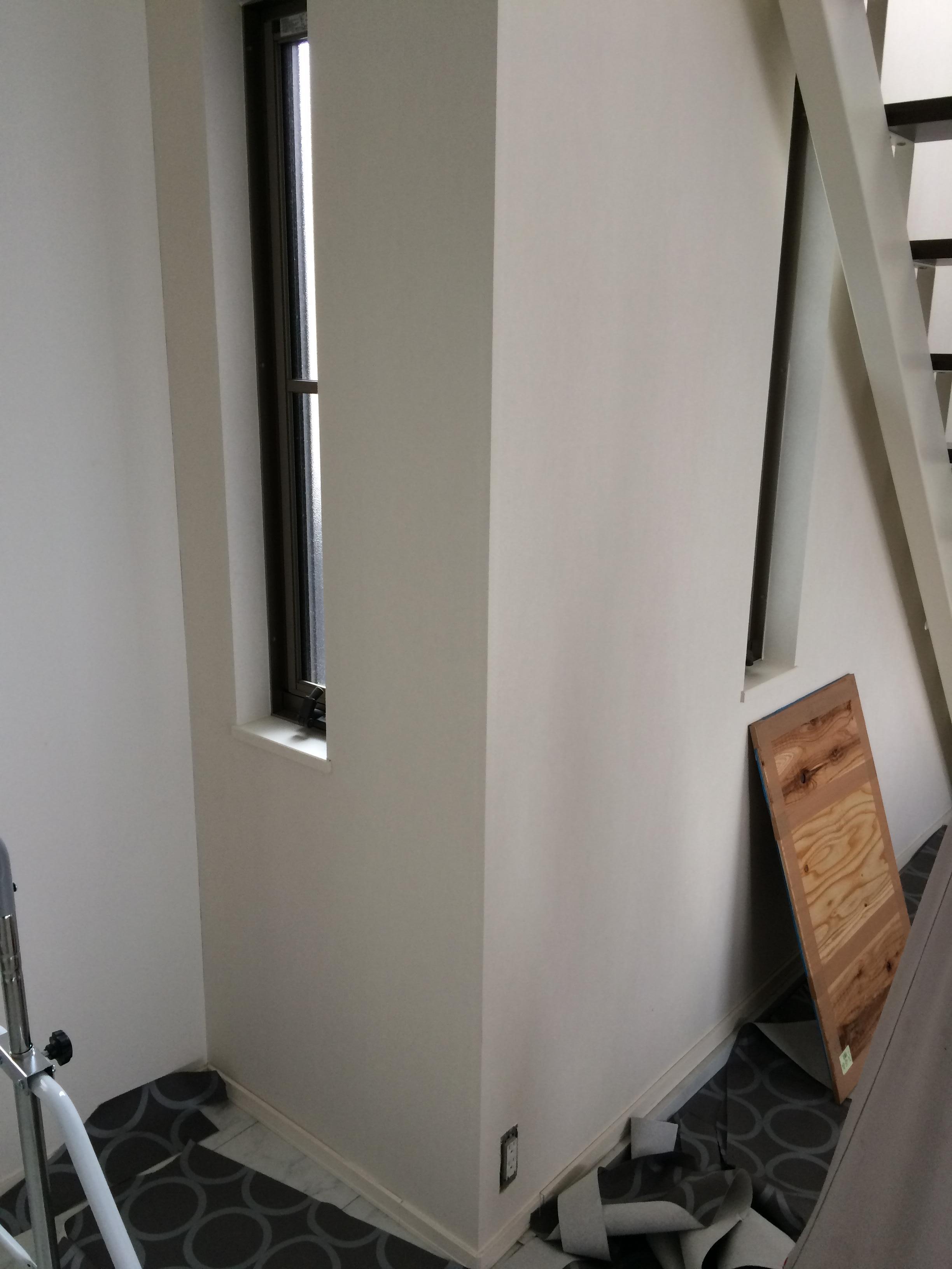 施工中の写真2
